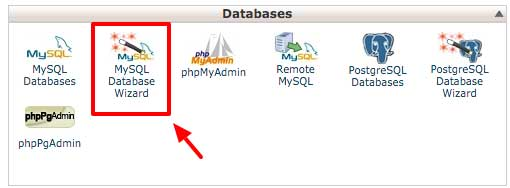 cPanel-X---Create-DB