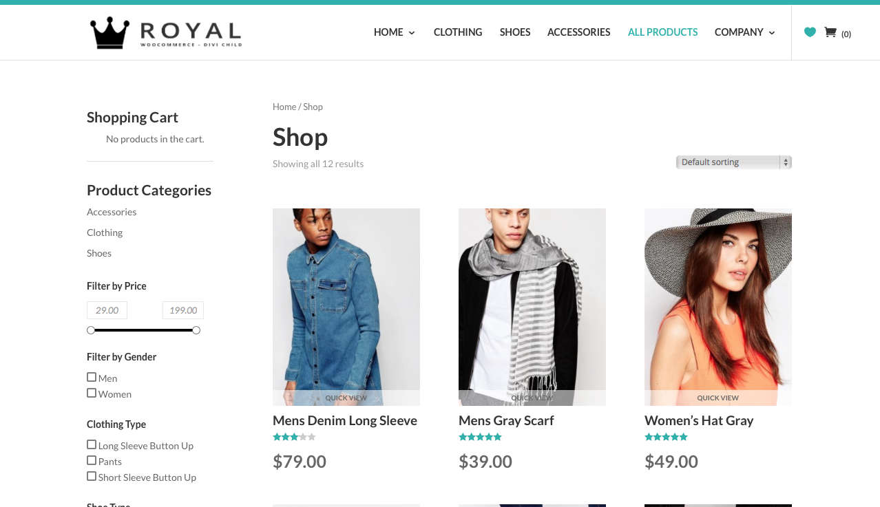 Divi Life, Royal Commerce 5