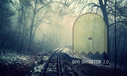 The All New Divi Ghoster 2.0 Is Finally Here! White Label Your Divi Website on the Front and Back End!