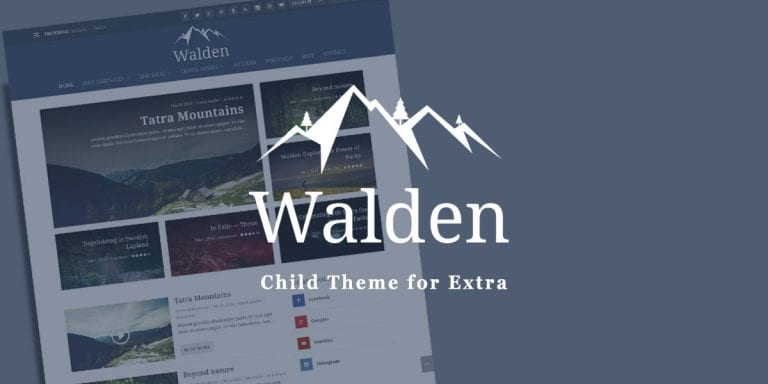 walden-child-theme-for-extra-aspen-grove-studios