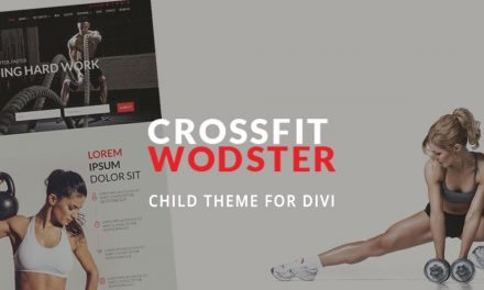 Introducing 'Wodster': Our leanest, meanest Divi child theme to date!