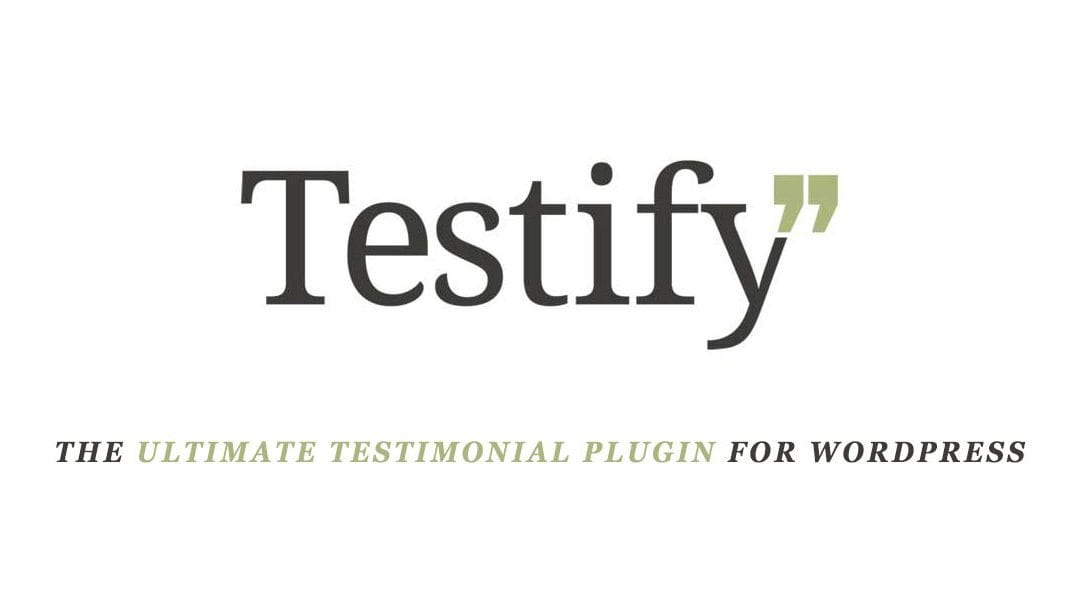 Introducing Testify: The Ultimate Testimonial Plugin for WordPress