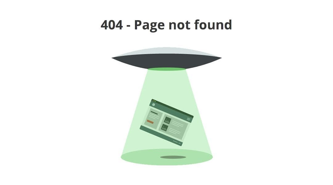 How To Create a 404 Error Page for Divi