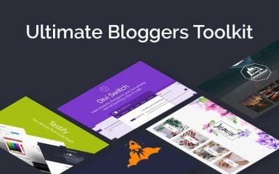 Start Your Blog with the Ultimate Bloggers Toolkit!