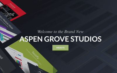 Introducing the All-New Aspen Grove Studios!