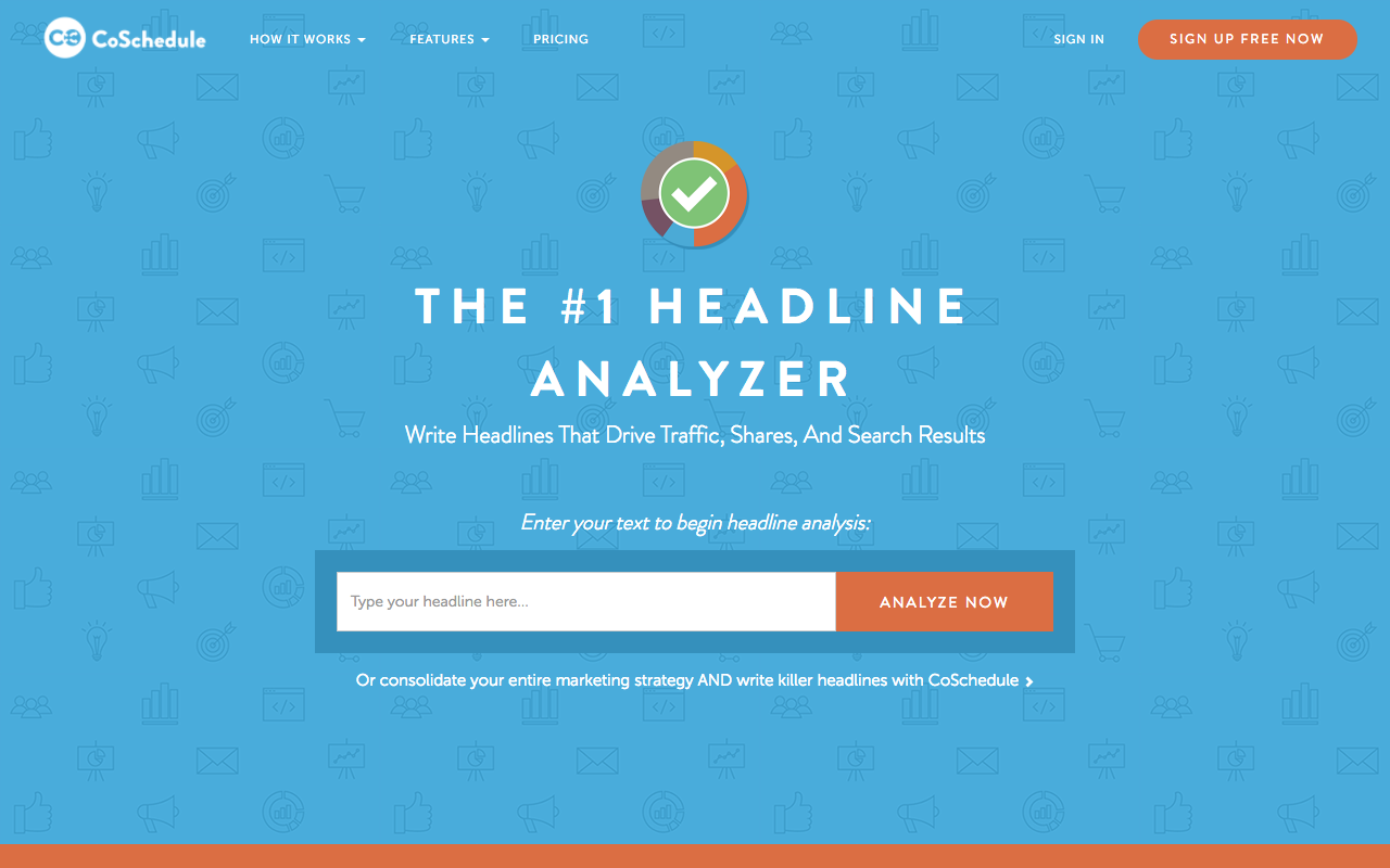 Aspen Grove Studios Best Writing Tools Co-Schedule Headline Analyzer