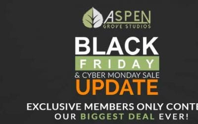 Enjoy Huge Savings and Get Exclusive Releases with our Black Friday Cyber Monday SALE!