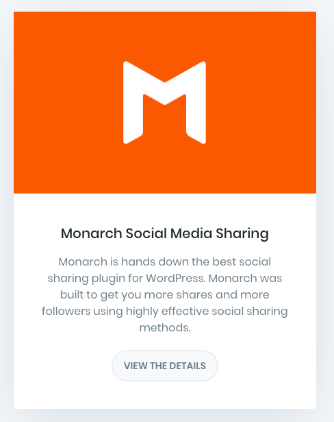 Monarch Email Plugin
