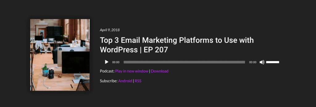 WP The Podcast Episode 207