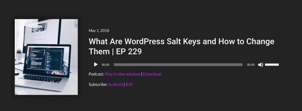 WPThePodcast Episode 229