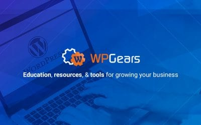 Launching the Number One Learning Hub for Online Marketers: WP Gears