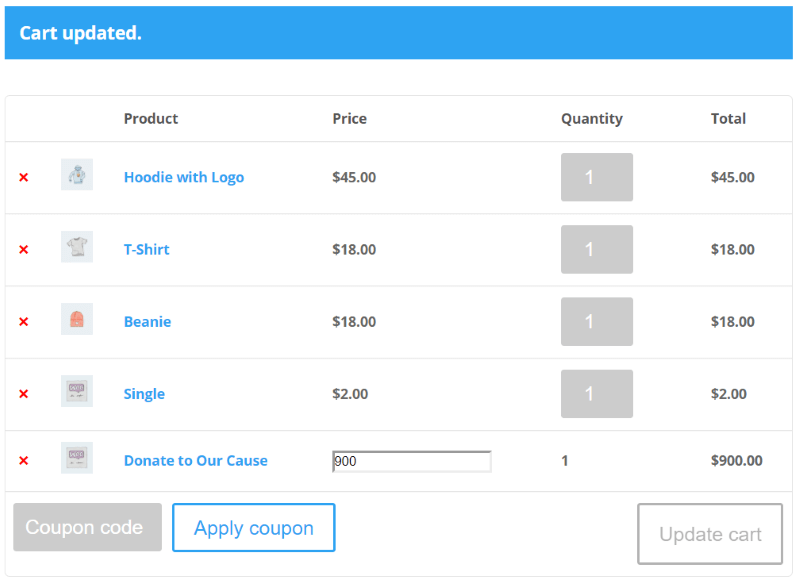 How To Accept Donations for WooCommerce