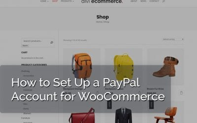 How to Set Up and Integrate a PayPal Account for WooCommerce