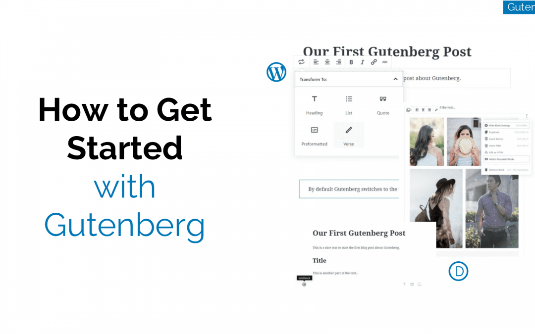 How to Get Started with Gutenberg