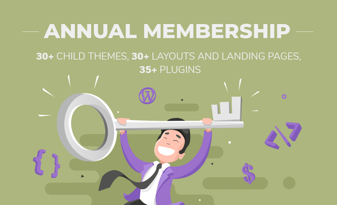 Membership | Unlimited Divi Child Themes, WordPress Plugins and More