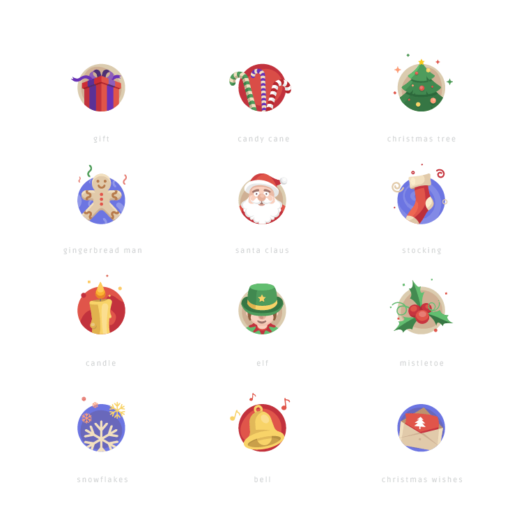christmas_icons_set