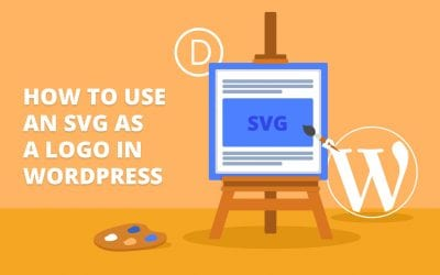 How to Use an SVG as a Logo in WordPress
