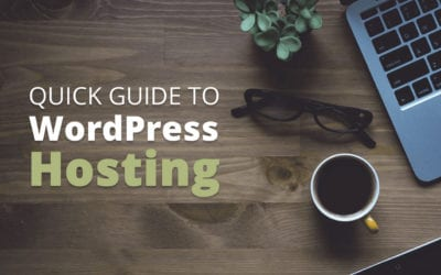 Quick Guide to WordPress Hosting