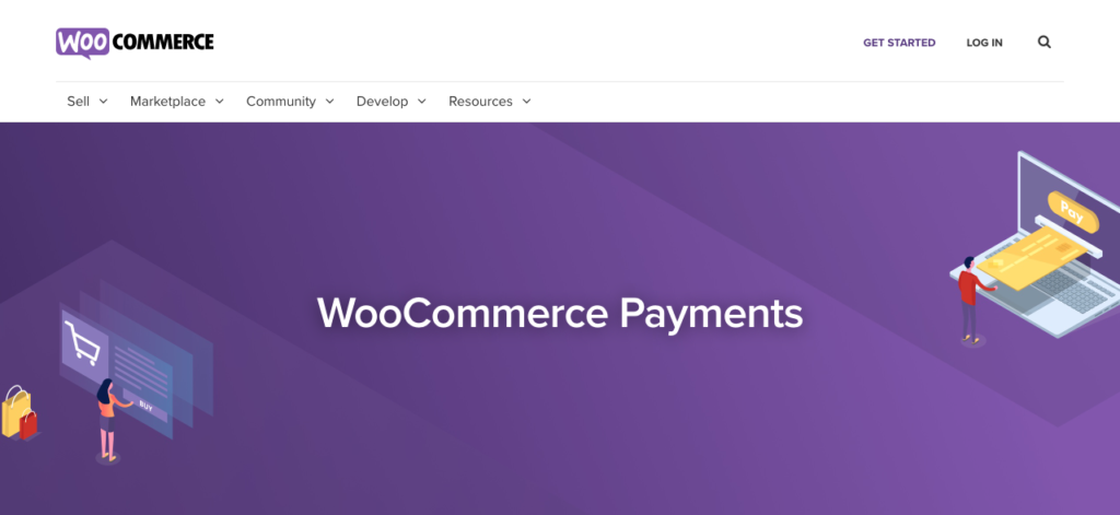 WooCommerce payment gateway WooCommerce Payments