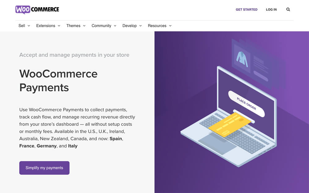WooCommerce Payment Gateways Compared WooCommerce Payments Aspen Grove Studios